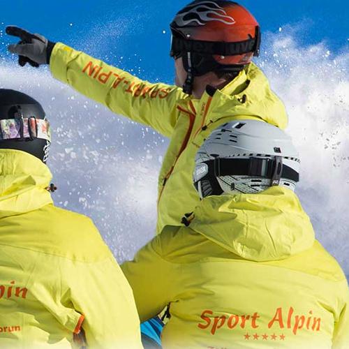 Ski Alpin Zell am See Kaprun