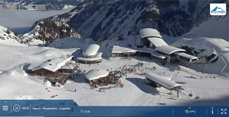 Webcam Kitzsteinhorn